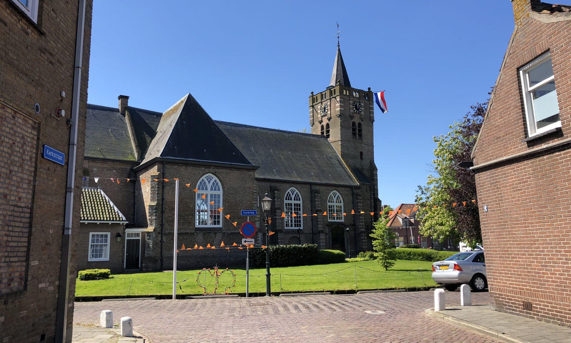 Hervormde gemeente Nieuwe Tonge